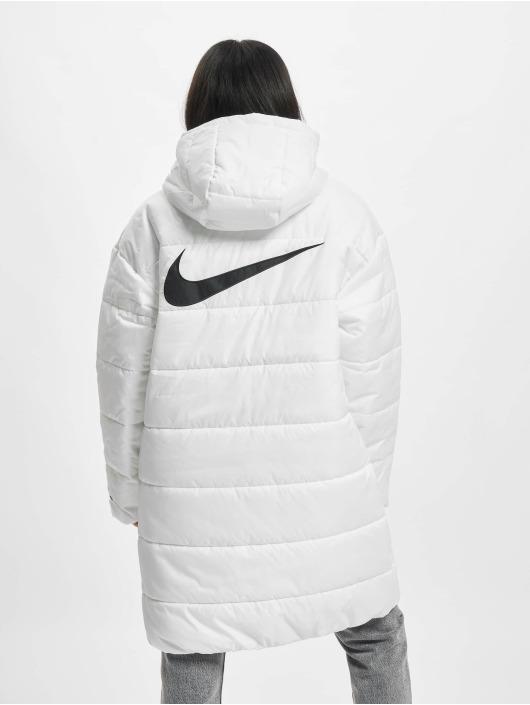 Nike Płaszcze W Nsw Tf Rpl Classic bialy