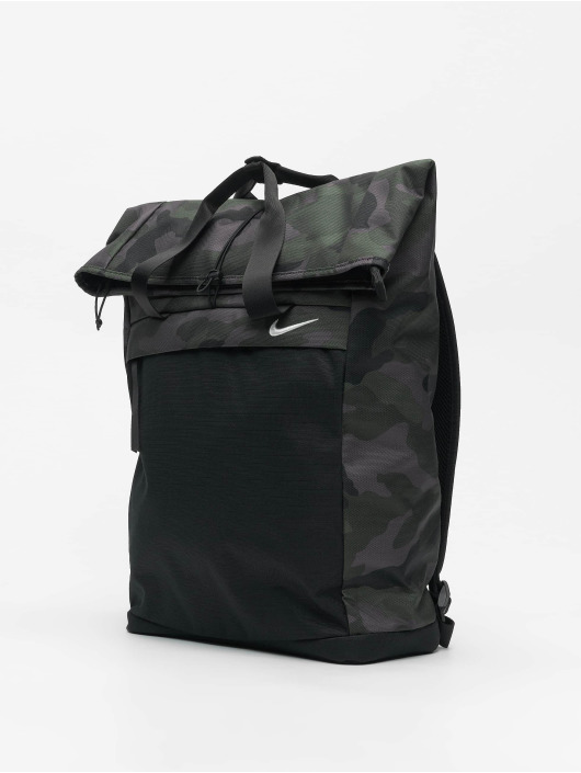 Nike Plecaki Radiate Camo czarny