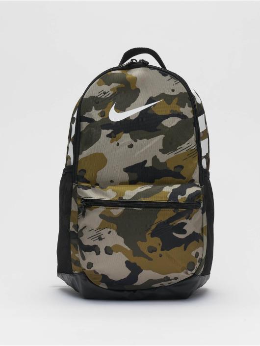 Nike Plecaki Brasilia M AOP moro