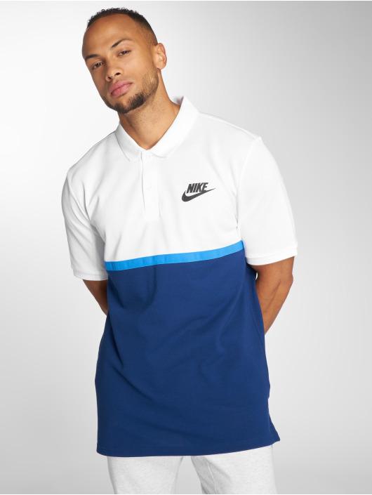 Nike Polo Sportswear blanc