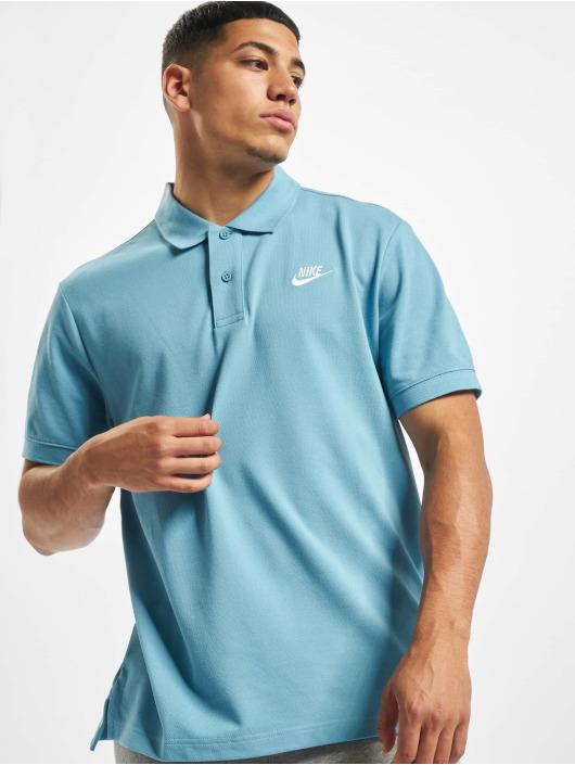 Nike Poloshirt Matchup PQ Polo blau