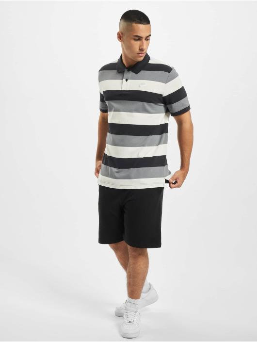 Nike Poloshirt Matchup Stripe Polo schwarz