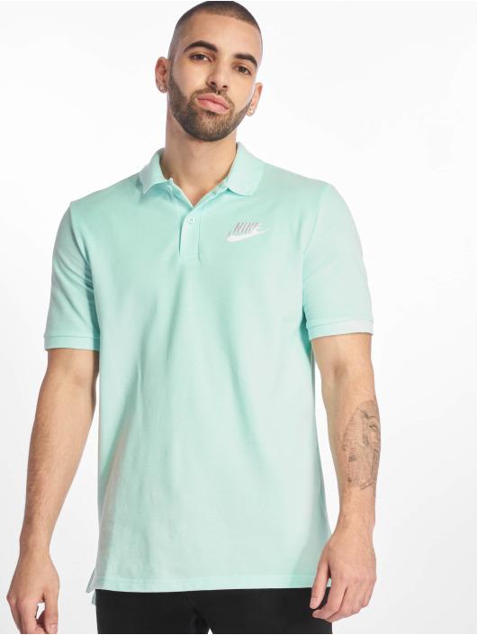 Nike Poloshirt Matchup PQ türkis