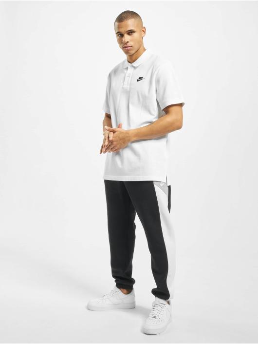Nike Poloshirt Matchup weiß