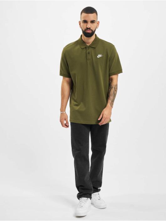 Nike Poloskjorter Matchup Polo grøn