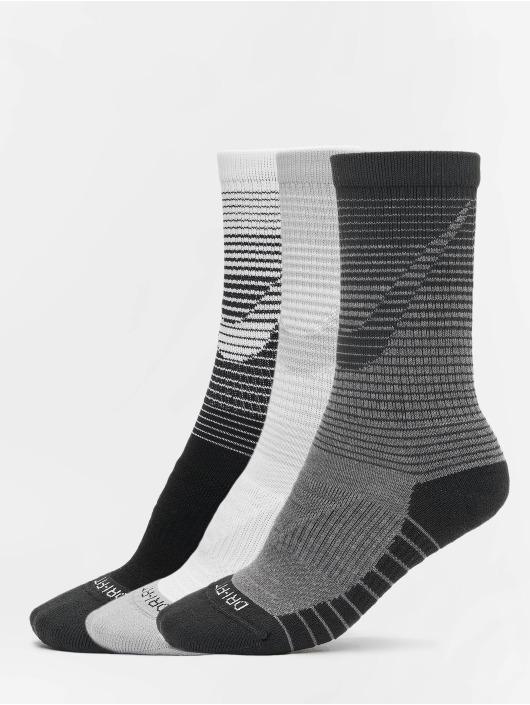 Nike Ponožky Dry Cushion Training èierna