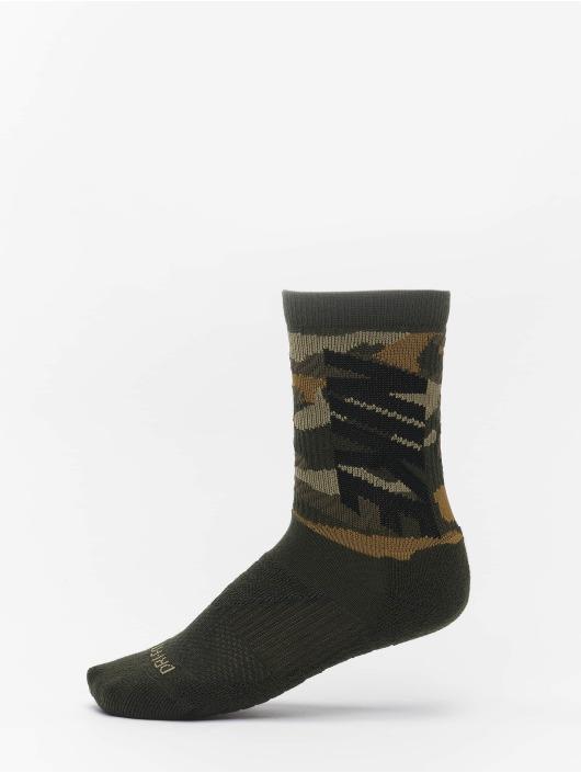 Nike Ponožky Everyday Max Cush Crew 3 Pair hnedá