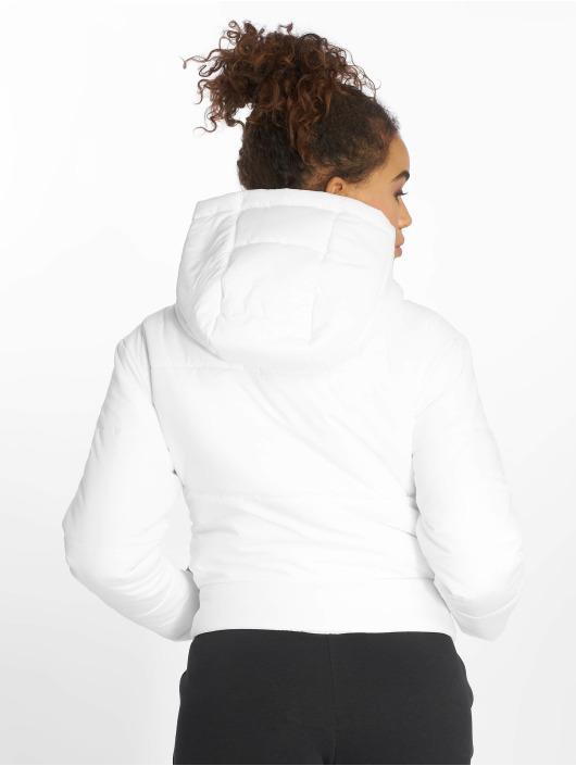 Nike Prešívané bundy Sportswear Transition biela
