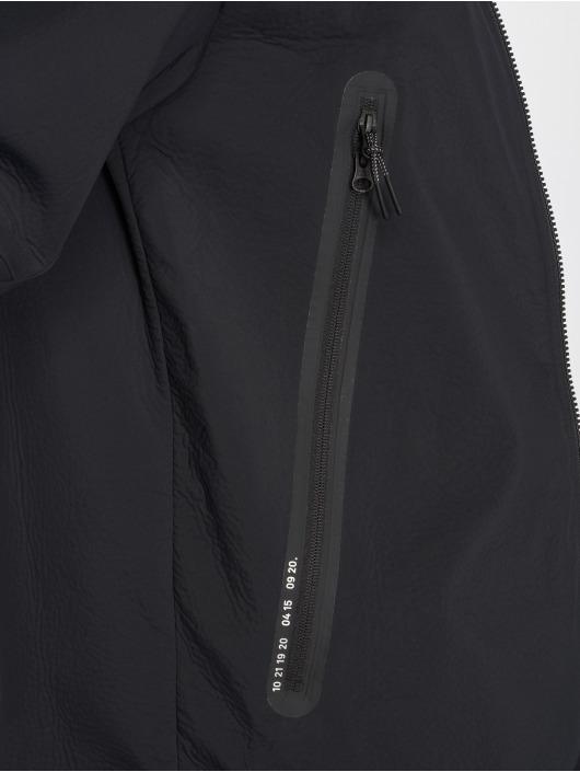 Nike Prechodné vetrovky Sportswear Tech Pack èierna