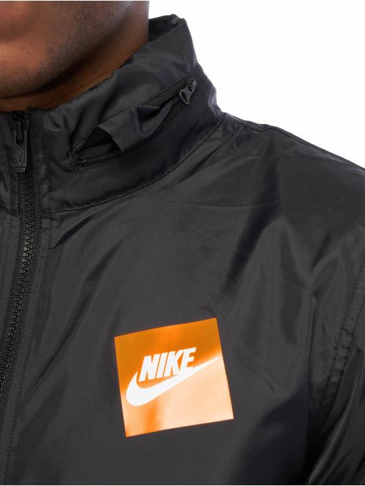 Nike Prechodné vetrovky JDI HD Woven èierna