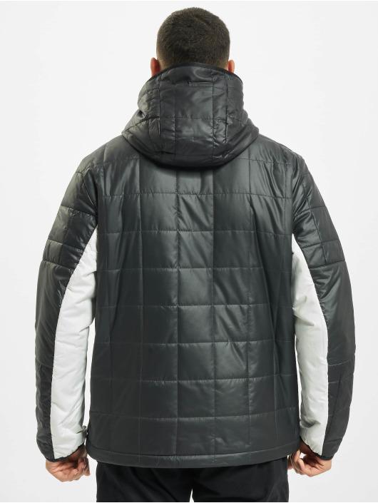 Nike Prechodné vetrovky Synthetic Fill Fleece šedá