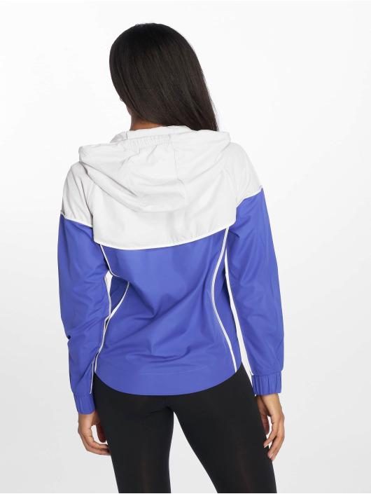 Nike Prechodné vetrovky Sportswear Windrunner fialová
