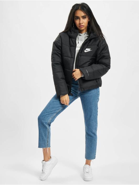 Nike Prošívané bundy Classic čern