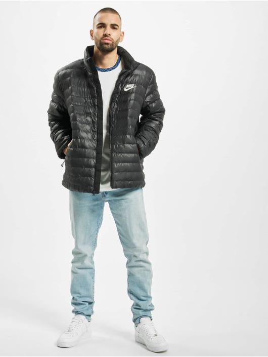 Nike Puffer Jacket Synthetic Fill Bubble schwarz