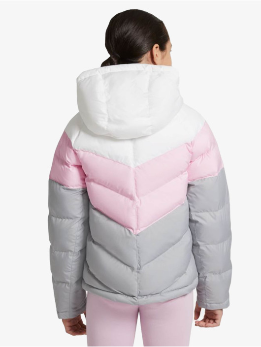 Nike Puffer Jacket Synthetic Fill weiß