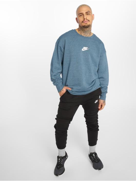 Nike Pullover Sportswear Heritage blau
