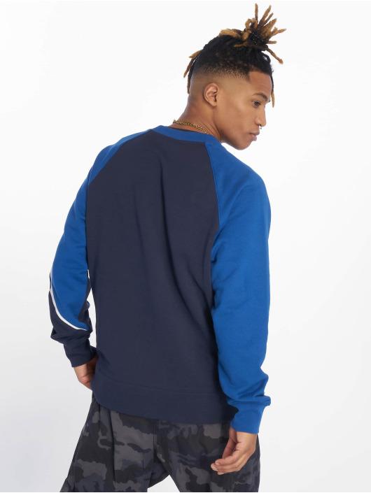 Nike Pullover Stripes blau