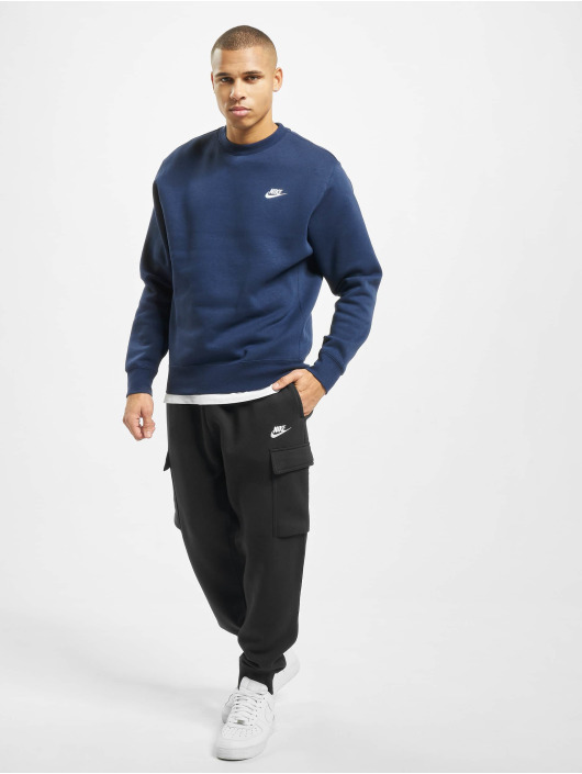 Nike Pullover Club Crew BB blue