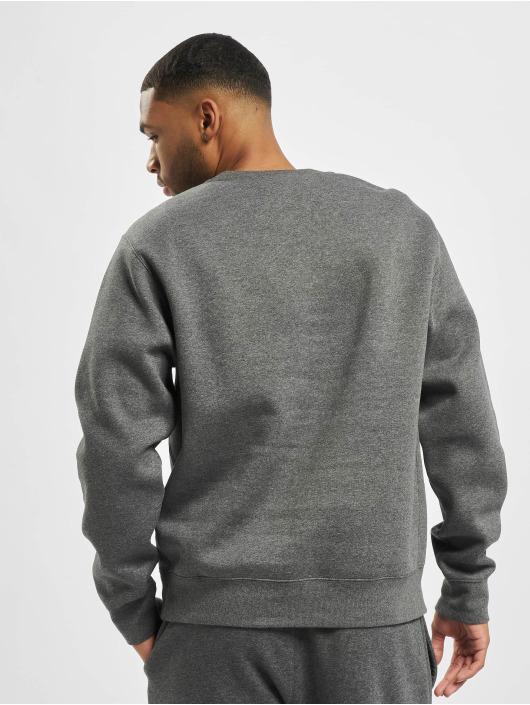Nike Pullover M Nsw Club Crw Bb grau