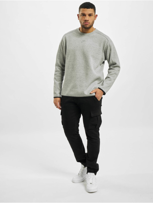 Nike Pullover Nsw Tech Fleece Crw Revival grau