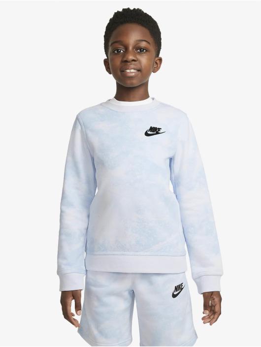 Nike Pullover Magic Club Crew grau
