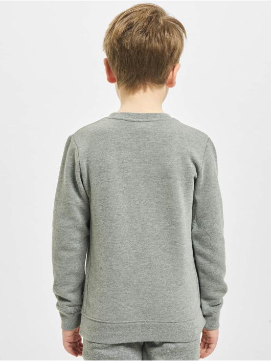 Nike Pullover Nkb Club Hbr grau