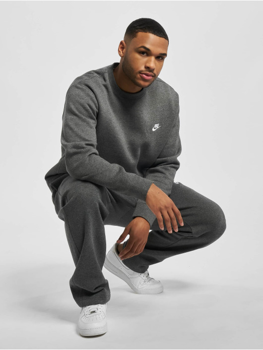 Nike Pullover M Nsw Club Crw Bb gray