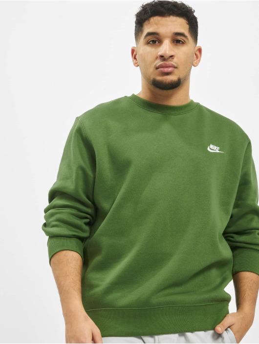 Nike Pullover Club Crew BB green