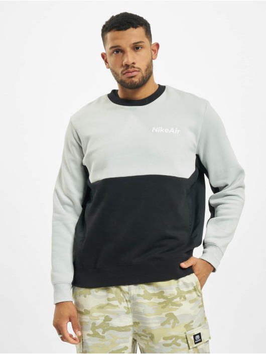 Nike Pullover Air Crew Fleece grey