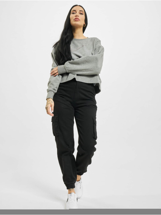 Nike Pullover W Nk Dry Get Fit Crew Swsh grey