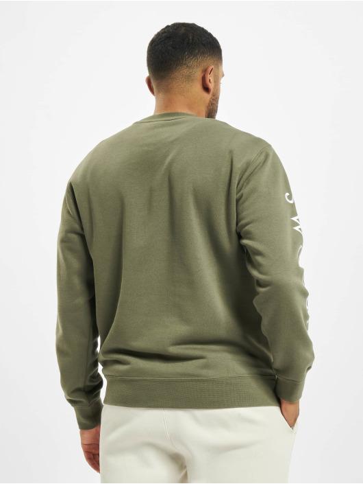 Nike Pullover Swoosh Crew SBB grün