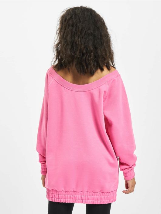 Nike Pullover Air Crew OS Fleece pink