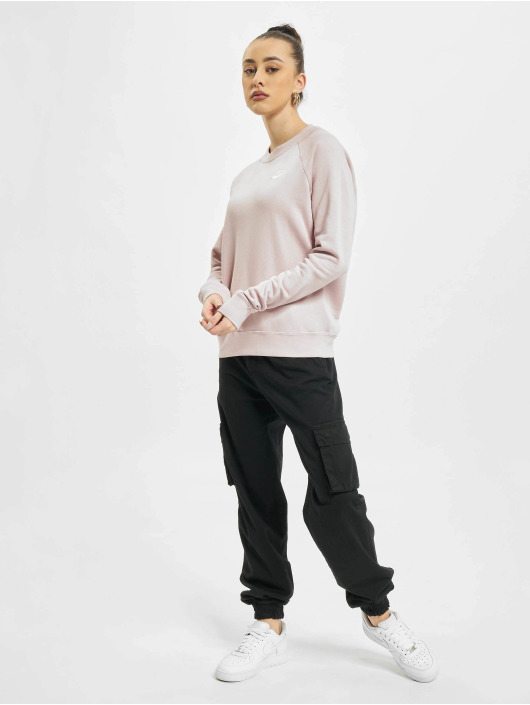 Nike Pullover W Nsw Essntl Flc rosa