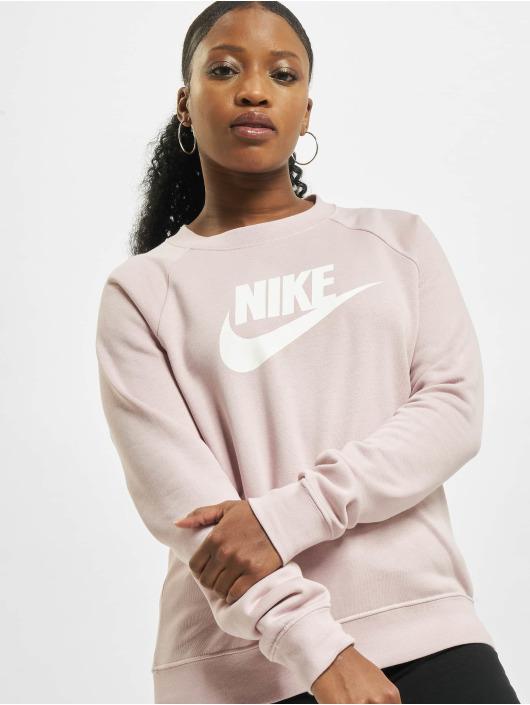 Nike Pullover W Nsw Essntl Flc Gx rosa