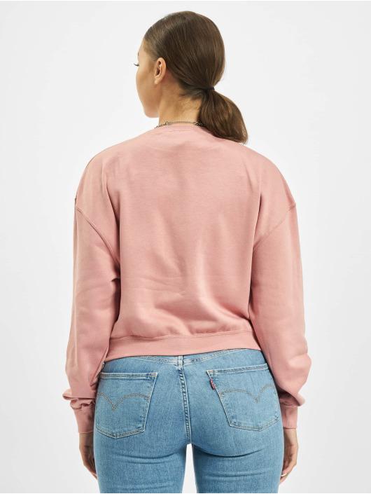 Nike Pullover Heritage Crew Fleece rose