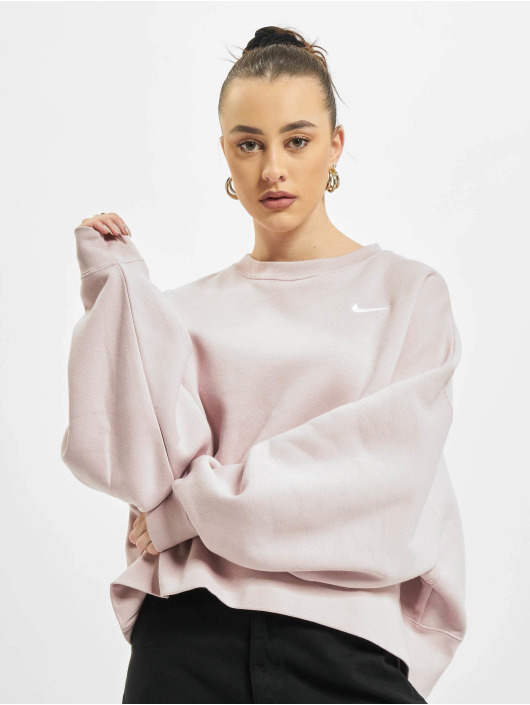 Nike Pullover W Nsw Crew Flc Trendc rose