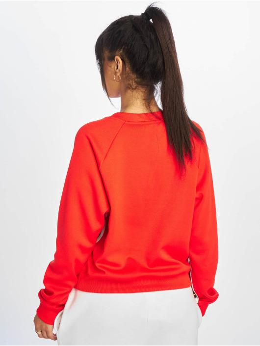 Nike Pullover Habanero rot
