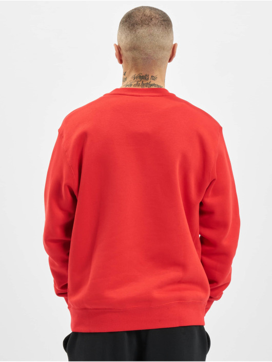 Nike Pullover Club Crew BB rot