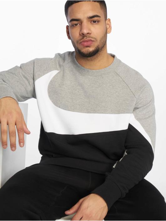 Nike Pullover Stripes schwarz