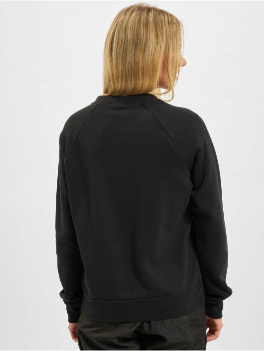 Nike Pullover Essential Crew Fleece schwarz