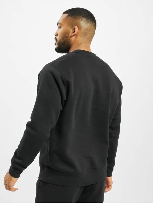 Nike Pullover Club Crew schwarz