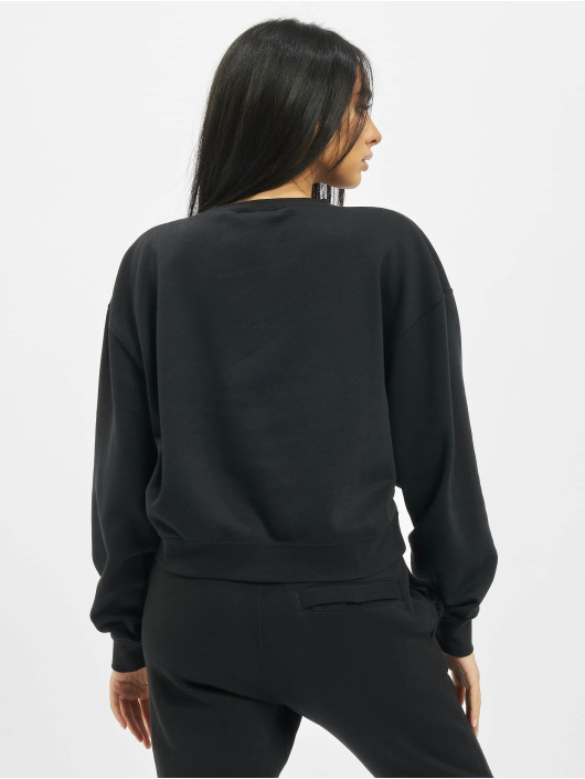 Nike Pullover Heritage Crew Fleece schwarz