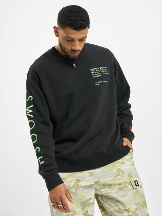 Nike Pullover Swoosh Crew SBB schwarz