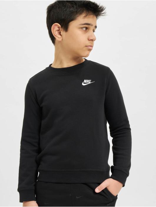 Nike Pullover Crew Club FT LBR schwarz