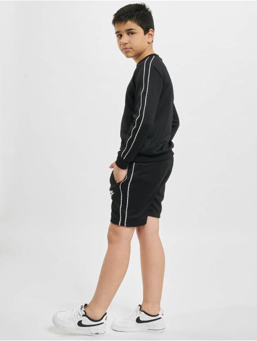Nike Pullover Repeat PK Crew schwarz