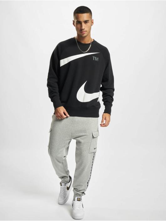 Nike Pullover Swoosh Sbb schwarz