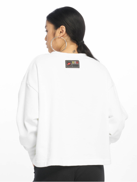 detailed look c3b9a 49540 Nike Sportswear Sweatshirt Summit White/Black