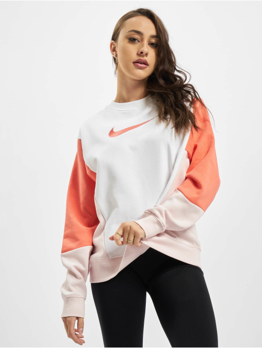 Nike Pullover Crew HBR FT weiß