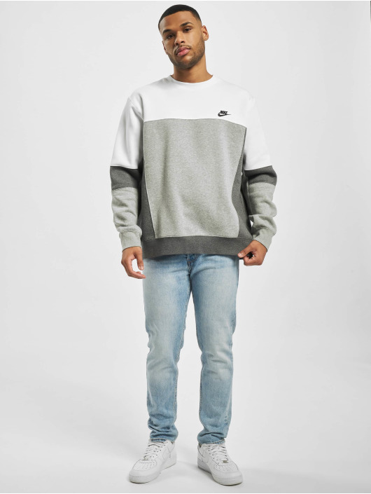 Nike Pullover M Nsw Bb Crw Snl Cb weiß
