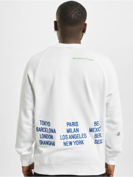 Nike Pullover FT Wtour weiß